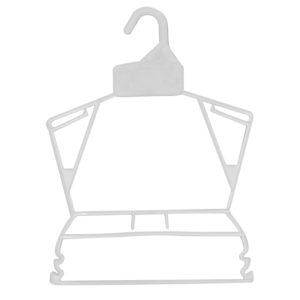 Plastic set hanger