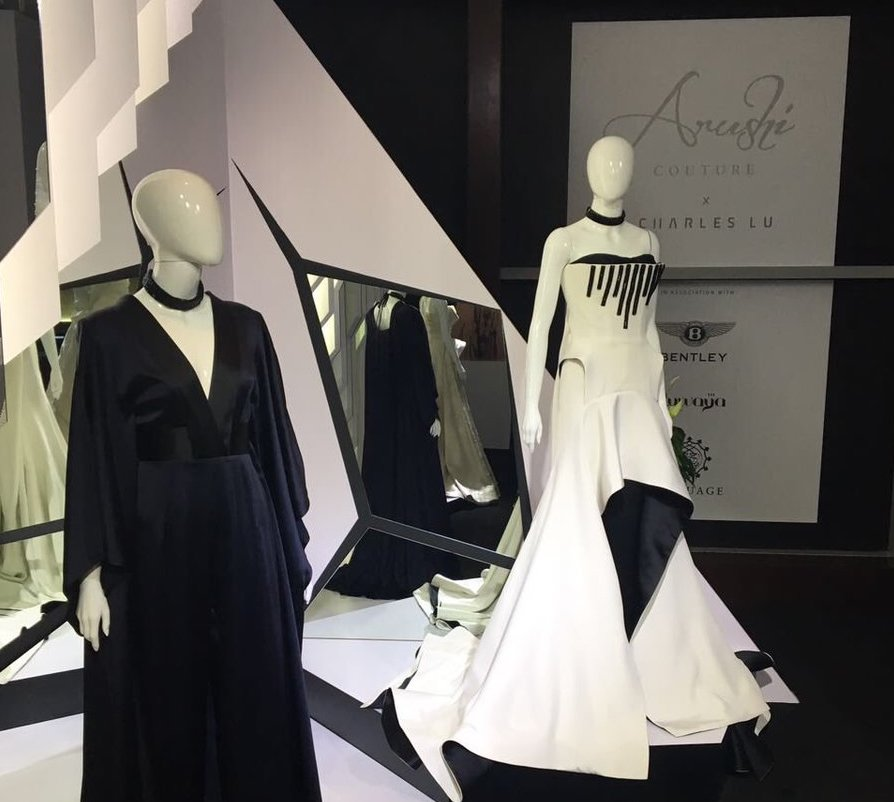 Arushi Couture x Charles Lu
